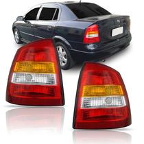 Lanterna Astra 1998 1999 2000 2001 2002 Sedan Tricolor