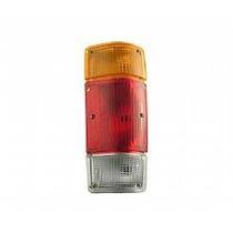 Lente Lanterna Traseira A20 C20 D20 85 Até 96 Tricolor - Le