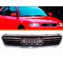Grade Audi A3 2001 02 03 04 05 06 Com Emblema Cromado