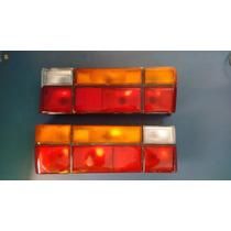 Lanterna Traseira Gol Quadrado 87/88/89/90/91/92/93/94 Par