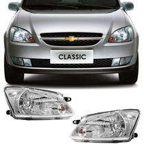 Farol Classic 2010 2011 2012 2013 Chevrolet Corsa 11 12 13