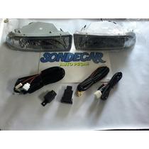 Kit Farol Auxiliar Toyota Corolla 2003/2005 Novo Importado