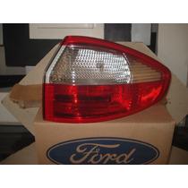 Lanterna Tras New Fiesta Sedan 13/16 Origi Ford Canto Direit