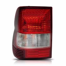 Lanterna Traseira Pajero Tr4 03 04 05 06 07 Lado Motorista