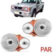 Par Farol L200 Lado Ano 1999 2000 2001 2002 2003 2004