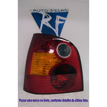 Lanterna Polo Hatch 2003 2004 2005 2006 L/e Orig Tricolor