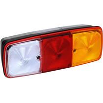 Lanterna Traseira Caminhao Tricolor Gf164 Led 12v Sem Vigia
