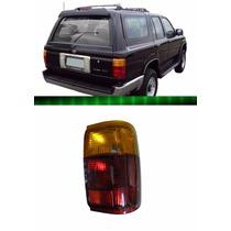 Lanterna Traseira Hilux Sw4 Âmbar 1992 1993 1994 1995 1996