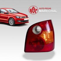 Lanterna Direita Volkswagen Polo Hatch 2003 2004 Orig