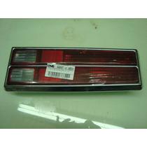 Par Lanternas Traseiras Ford Corcel I 75/77 Esquerda Direita