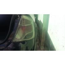 Lanterna Traseira Fiesta Sedan 2011 2012 2013 2014 Fume