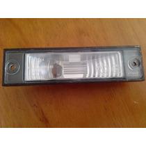 Lanterna Placa Palio 96-2000 Strada 99 Em Diante Un.