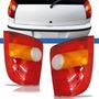 Lanterna Traseira Palio 2000 00 99 98 97 96 G1 Fiat Tricolor