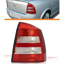 Lanterna Traseira Astra Sedan 03 04 05 06/12bicolor Direito