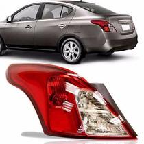 Lanterna Traseira Nissan Versa 2011 2012 2013 2014 Nova