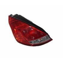 Lanterna Traseira New Fiesta Hatch Lado Esuqerdo