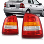 Lanterna Astra Hatch 1999 2000 2001 2002 Tricolor Traseira