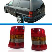 Par Lanterna Traseira Astra Wagon Sw 93 94 95 96 97 98