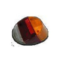 Lanterna Traseira Lanterna Completa Vw Fafa Tricolor Atm