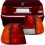 Lanterna Traseira Polo Classic 97 98 99 00 01 02 Tricolor