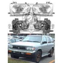 Farol Nissan Pathfinder De 1996/1999 Novo Lado Direito.