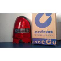 Lanterna Traseira Gol G3 00/01/02/03/04 Fase 1/2 Carc Preto