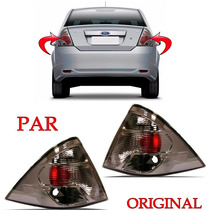 Par Lanterna Fiesta Sedan Ano 2011 2012 2013 2014 Original