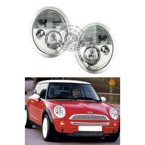 Farol Bmw Mini Cooper De 2001/2004 Novo Lado Esq
