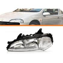 Farol Chevrolet Tigra 94 95 96 97 98 99 Foco Duplo Esquerdo