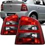 Lanterna Traseira Astra Sedan 04 / 12 Fumê Esquerdo Unitario