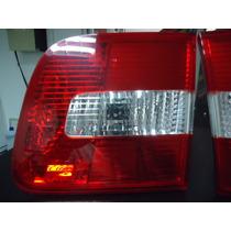 Lanterna Traseira - Valeo/cibie - Polo Sedan 2003 Ld Esquerd