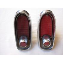 Lanterna Traseira Veraneio - Chevrolet C10 / C14 Usado
