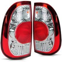 Lanterna Traseira Saveiro G2 G3 G4