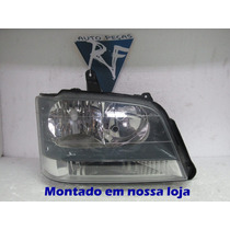 Farol S10 Pit Bull 2000 ... 2010 L/ D Orig. M.cinza Valeo