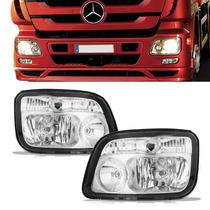 Par Farol Caminhão Mercedes Actros 2003 2004 2005 2006 2007