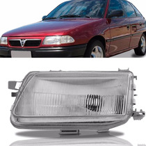 Farol Chevrolet Astra 1993 1994 1995 1996 Cromado Le