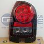 Lanterna Traseira Fumê Volkswagen Gol Power G4 06 Le Arteb