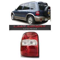 Lanterna Kia Sportage Esquerdo Ano 2000 2001 2002 2003 2004