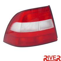 Lanterna Traseira Vectra 97 98 99 Rubi Acrílica Esquerda