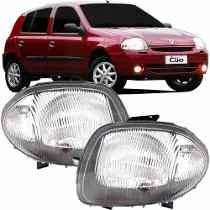 Farol Renault Clio 2000/2001/2002