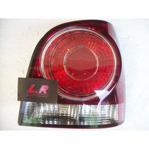 Lanterna Polo Hatch 2009 Vermelha Lr Imports Abc
