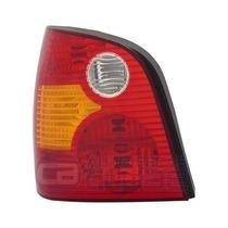 Lanterna Traseira Ambar Volkswagen Polo 03 A 06 Le Cibie
