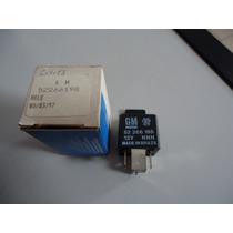 Rele Motor Ventilador Radiador Opala Original Gm 52266198