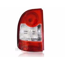 Lanterna Traseira Pick Up Strada 08 A 13 Canto Lado Esquerdo