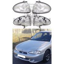 Pisca Dianteiro Hyundai Acent 94/97 - 2 Portas Lado Dir