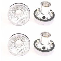 Lanterna L200 E Pajero Sport 04 05 06 07 08 09 Pisca Cristal