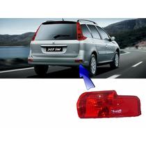Lanterna Neblina Parachoque Peugeot 207 Sw, Lado Direito