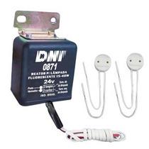 Reator Para Lampada Fluorescente 24v 40w Com Suporte Atx