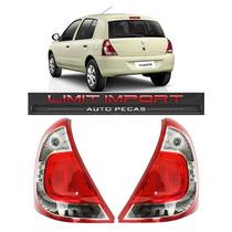 Par Lanterna Renault Clio Ano 2013 2014 2015