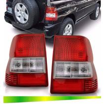 Lanterna Traseira Mitsubishi Pajero Tr4 00 01 02 03 04 05 06